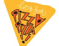 Pizza Pizza Concept