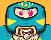 "Busy Beaver Super Heroes/ Villains: ""EL MEAN"""