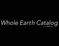 "Whole Earth Catalog  ""a tribute"""