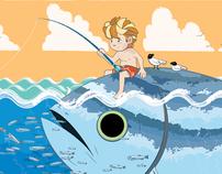 Children's Illustration Portfolio