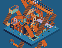 Isometric Places of Knowledge