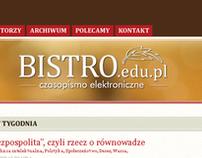 Bistro- czasopismo elektroniczne