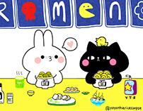 Ramen Friends