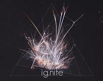 Collide | Spark | Ignite