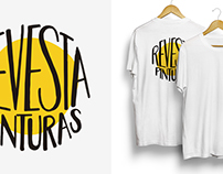 T-shirt Design / Revesta Pinturas