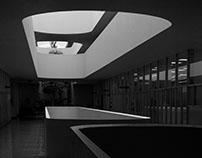 Civic Center San Rafael, CA - Frank Lloyd Wright