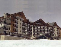 "Ski Resort ""Gudauri"" Gudauri, Georgia"