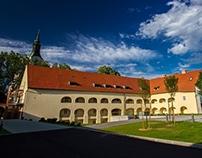 Reconstruction of Palace Pejačević in Virovitica