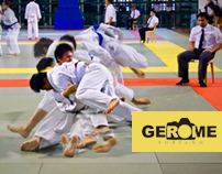 Action Sequence: Judo