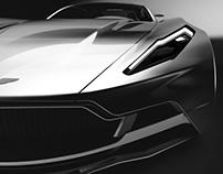 Aston Martin DBT