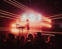 ADI ULMANSKY // LIVE @ BARBY, TEL AVIV