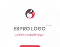 ESPRO Logo concept redesign