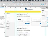 UX for Dutch DG Rijkswaterstaat Mendix tax application