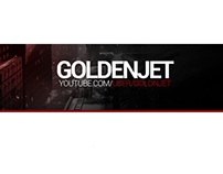 Youtube banner PSD