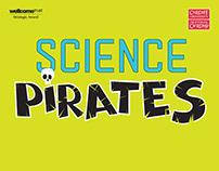 Science Pirates Escape Room