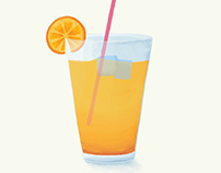 Summer Limonade animation
