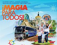Transpais Turismo - Posicionamiento 2015