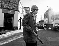 Street Photography Fuji x10