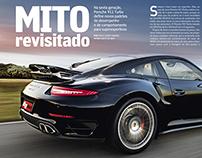 Quatro Rodas - Porsche 911