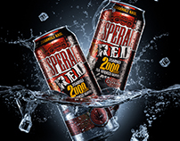 Desperados beer splash photography