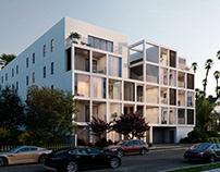 LEXINGTON AVE, LOS ANGELES