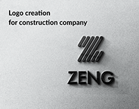 Logo creation for construction company