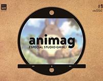 Animag - Diagramação de Revista