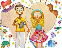 Ilustración para Matrimonio