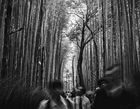 Japan - Black and white Film