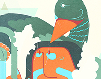 Vector illustrations collection 2