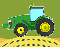 John Deere at Campus Party | Game