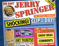 Jerry Springer - NBC