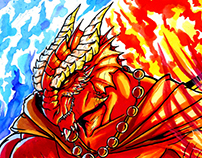 Dragonkin Monk