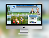 Monteral-Est - Responsive Home Page