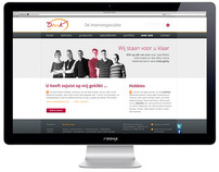 Redesign for the website of DenK Internet Services
