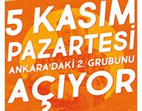 İngilizce Kursu - Poster (ingilizcebitmistir)