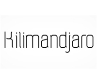 Kilimandjaro font