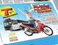 Campanha Transamérica Busão nunca mais!