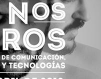 II Jornadas de Comunicación, Discurso y Tecnologías.