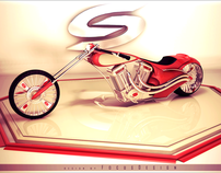 Souza Chopper - by FocusDesign
