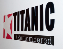 'TiTANIC REMEMBERED' EXHIBITION