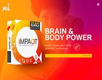 IMPAQT EDGE Product Hero