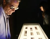"""V-capsule """"The Dark Light"""" Exhibition in CCCB-Barcelona"""