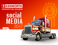 Social Media - Kenworth del Ecuador