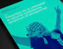 Rapport annuel - Prévention de la criminalité