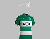 Sporting CP 2017/2018 | Nike