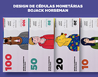 Projeto | Design de cédulas monetárias