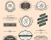 Wedding Invitation Logo/ Banner Design