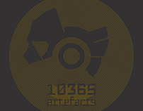 Artwork package for 10365 - Artefacts EP