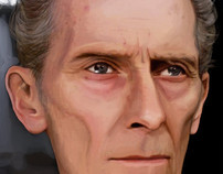 Pintura Digital - Grand-Moff-Tarkin